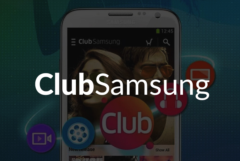 PallyCon Use case - Club Samsung
