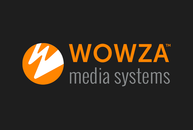 Wowza media systems logo : Tech Alliance partner Program