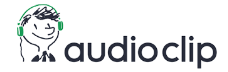 NAVER audioclip logo