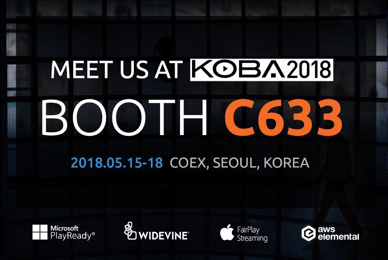 KOBA 2018, Coex, Seoul, Korea