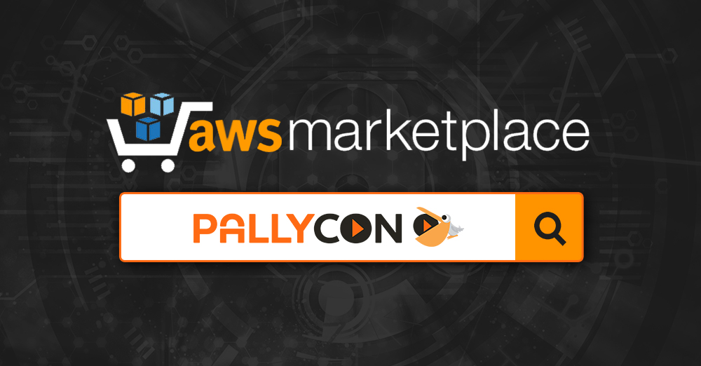 Search 'PallyCon' on AWS Marketpalce.