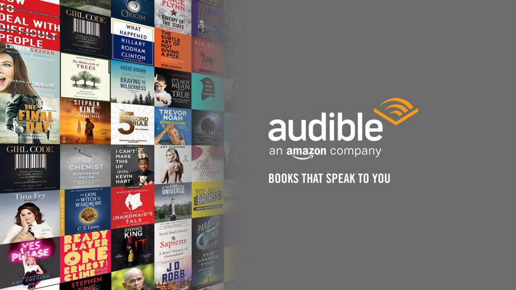 Case of Audio content market : Amazon Audible