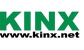 KINX logo
