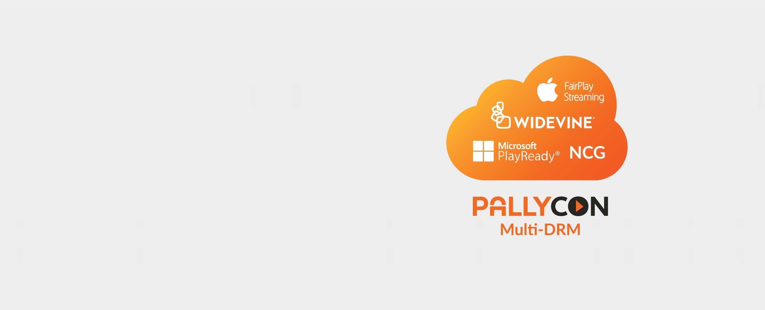 PallyCon Multi-DRM Service
